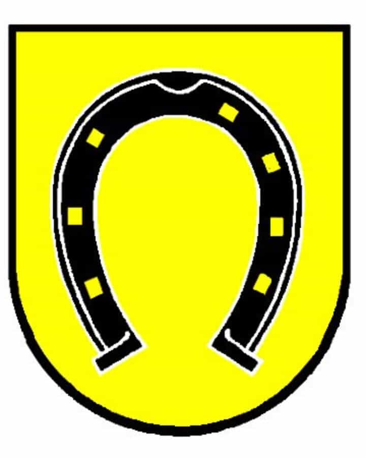 Coat of Arms, Poppenweiler, Germany