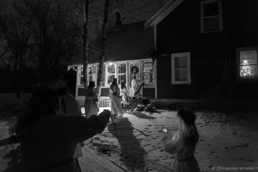 Lucia Coming to Hummel House in Wisconsin